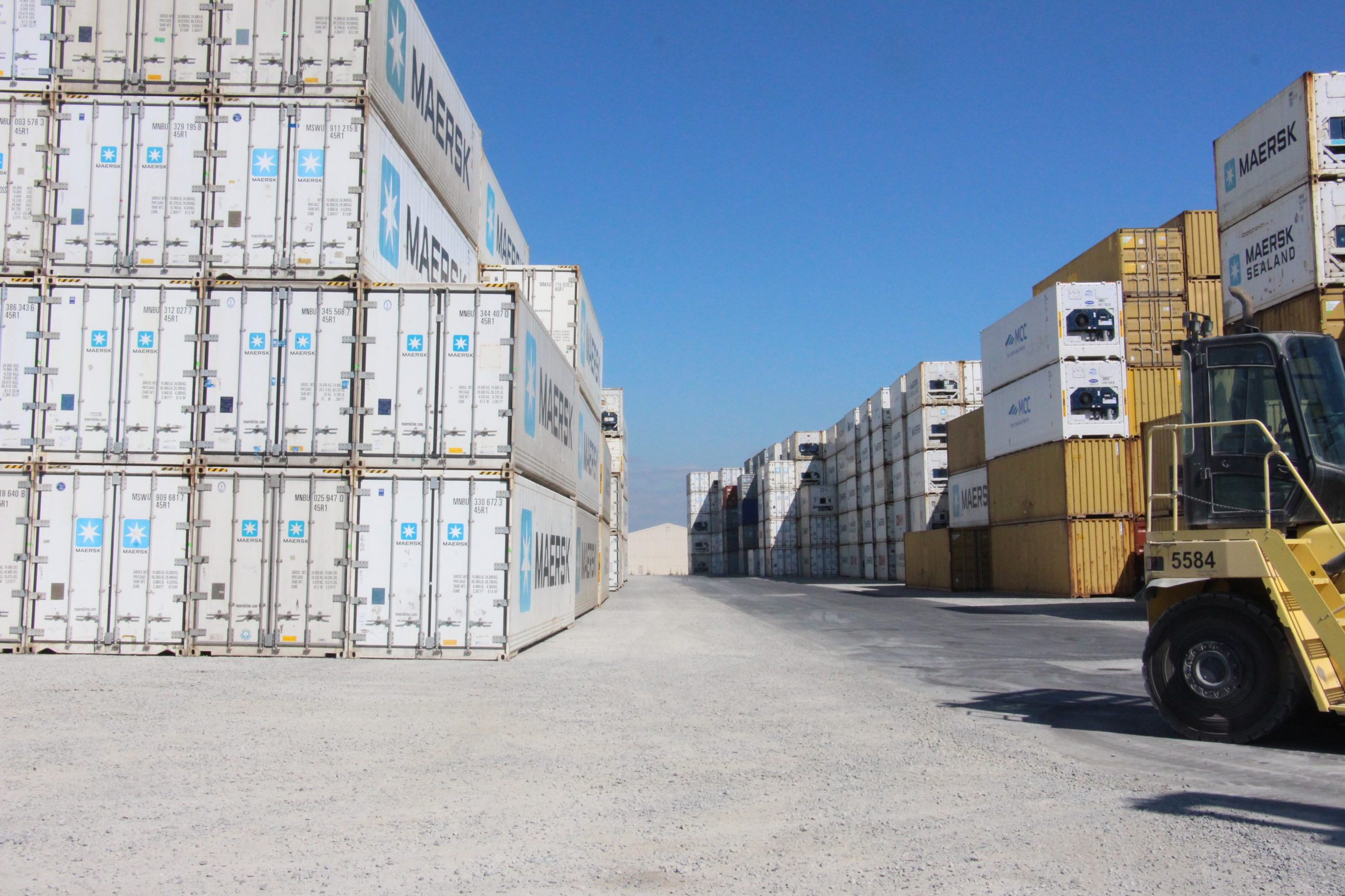 ContainerCo-depot-refrigeration-services