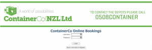 containerco-depot-vehicle-booking-system
